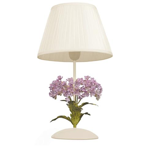 i-ortensia lg1 lampada tavolo avorio