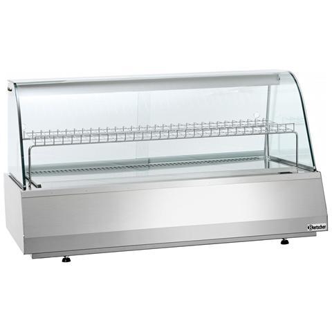 405052 Vetrinetta refrigerata per alimenti 3/1 GN 0,34KW