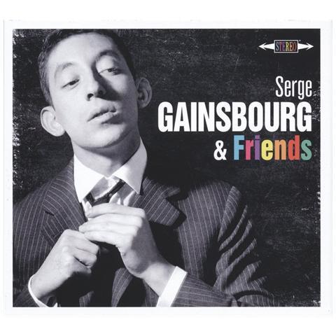 WAGRAM Serge Gainsbourg & Friends (4 Cd)
