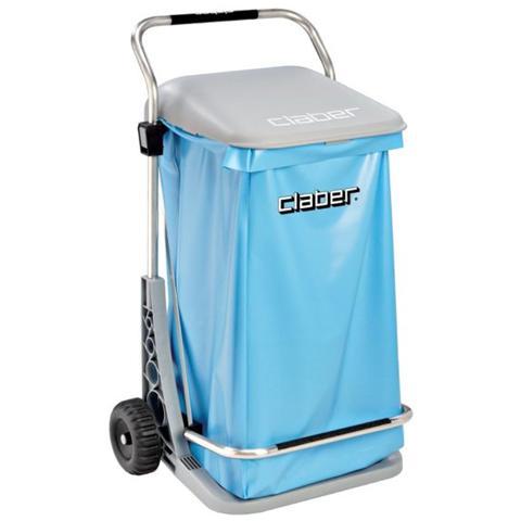 CLABER Carrello Raccogli Tutto Carry Cart Comfort Claber