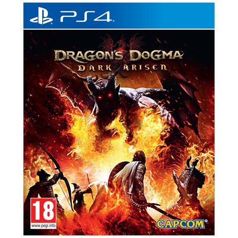 CAPCOM PS4 - Dragon's Dogma Dark Arisen