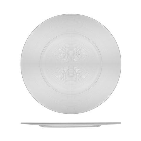 Cerve Set 6 Piatti Vetro Circle Frutta Cm21 Tableware