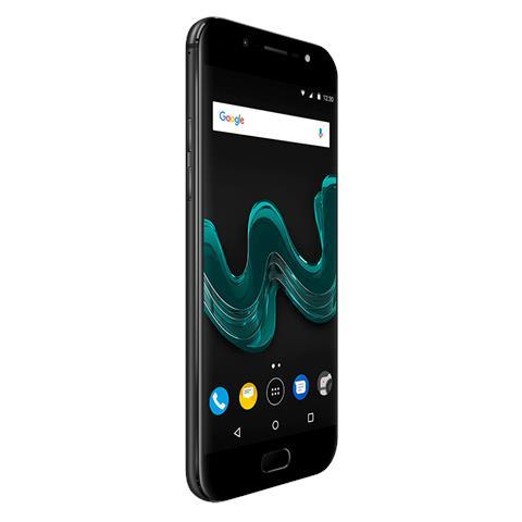 """WIKO Wim Nero 64 GB 4G / LTE Dual Sim Display 5.5"""" Full HD Slot Micro SD Fotocamera 13 Mpx Android Italia"""