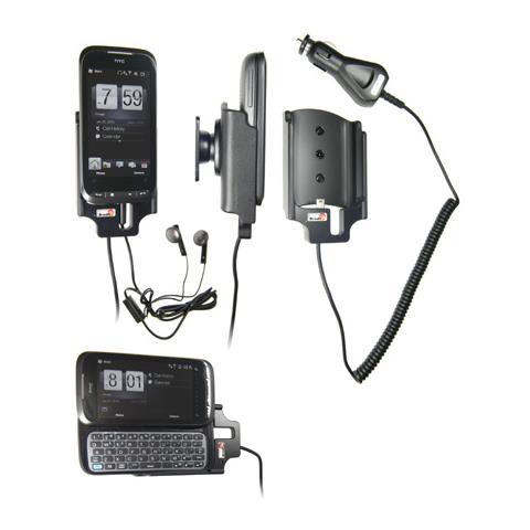 Brodit 512093 Auto Active holder Nero supporto per personal communication
