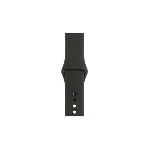 APPLE 38MM GRAY SPORT BAND