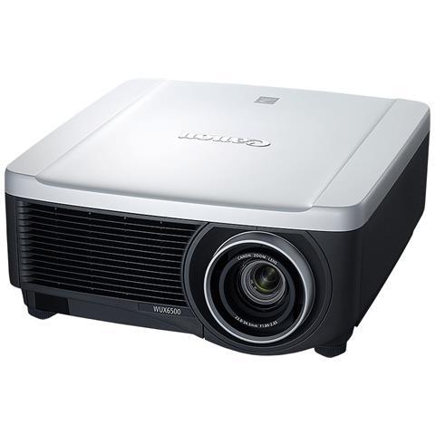 CANON XEED WUX6500 Proiettore portatile 6500ANSI lumen LCOS WUXGA (1920x1200) Nero, Bianco videoproiettore