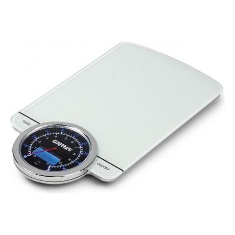 G20038 Bilancia da Cucina Portata 5 kg Colore Bianco