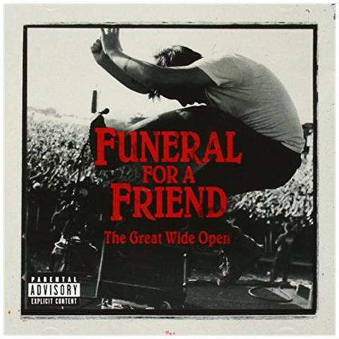 WARNER BROS Funeral For A Friend - The Great Wide Open