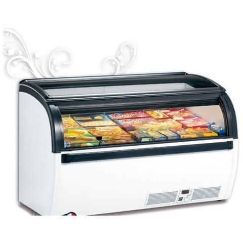 Espositore per gelati e surgelati Dim. cm 150x88,5x94h Temp. -15 / -18°C