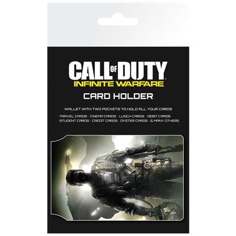 GB EYE Call Of Duty Infinite Warfare - Game Art (portatessere)