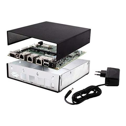 Motori Varia Gruppo Pc Apu1d Sistemi Embedded Box Starter Kit 1 Ghz, 2 Gb Di Ram, 3x Lan