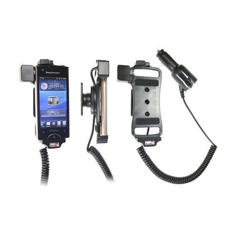 Brodit 512293 Active holder Nero supporto per personal communication