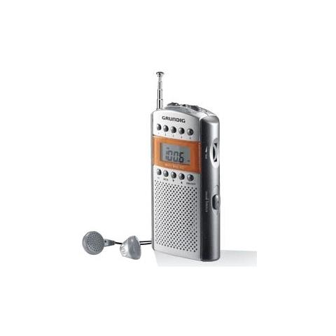 GRUNDIG Mini boy 62, Portatile, FM, 3.5 mm, 90g, AAA, 1,5V