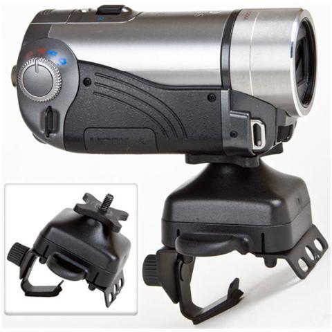 Delkin Devices DDMOUNT-STRAP, Macchina fotografica, Bicicletta, Nero
