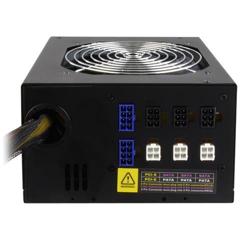Image of FSP / Fortron Hyper M600 600W ATX Nero alimentatore per computer