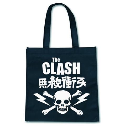 ROCK OFF Clash (The) - Skull (Eco Borsa)