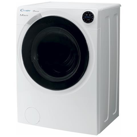 CANDY Lavatrice Standard BWM149PH7/1-S Bianca 9 Kg Classe A+++ -40% Centrifuga 1400 giri