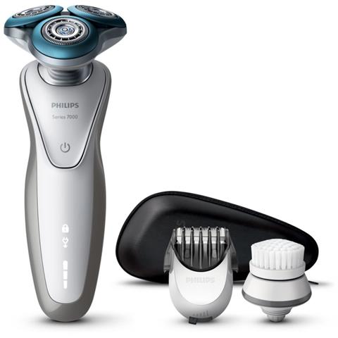 PHILIPS S7530/50 Shaver Series 7000 Rasoio Elettrico Wet&Dry