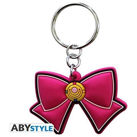 "ABYSTYLE Portachiavi Pvc Sailormoon """"bow"""" Gadget"