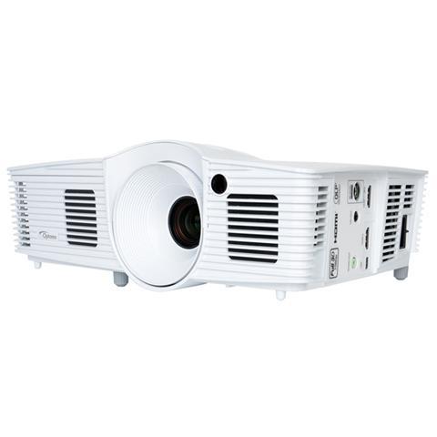 OPTOMA Proiettore HD421X DLP 3D Full HD 3200 ANSI lm Rapporto di Contrasto 25000:1 HDMI