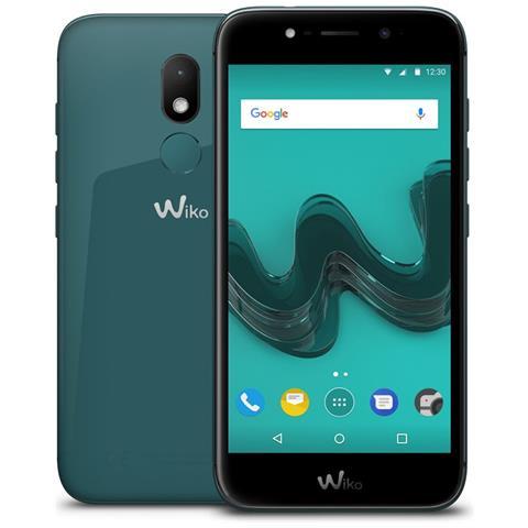 """WIKO Wim Lite Verde Acqua 32 GB 4G / LTE Dual Sim Display 5"""" Full HD Slot Micro SD Fotocamera 13 Mpx Android Italia"""