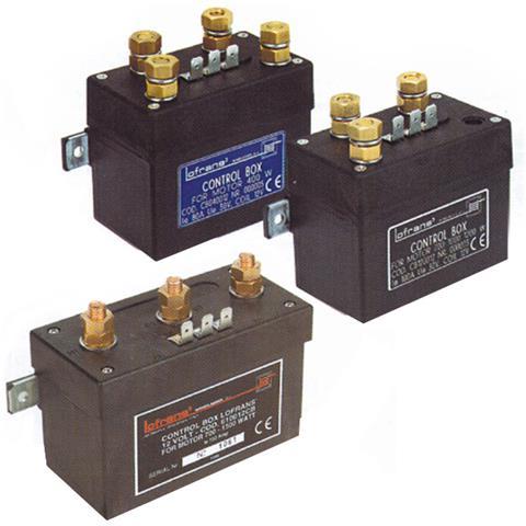 Control Box 3 Poli Control Box 500w-2300w 24v 3 Poli