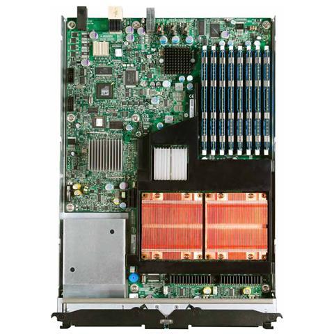 Sistema Barebone Intel Server Compute MFS5000SI - Intel 5000P Chipset - Socket J LGA-771 -...