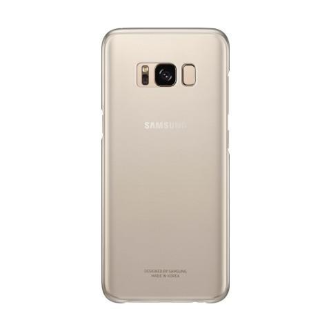 SAMSUNG Custodia per Galaxy S8 Plus Colore Oro