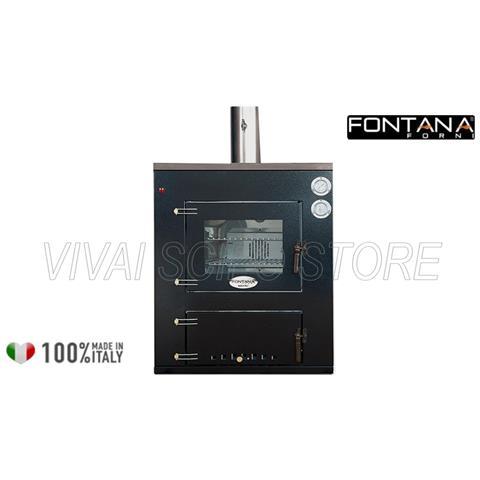 Forno Fontana Fornolegna Incasso 80x45