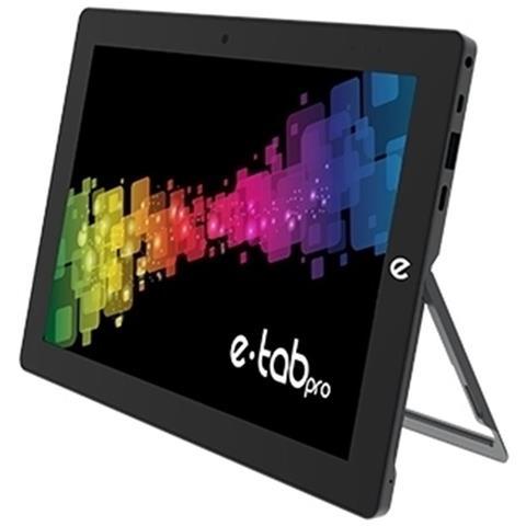 E-Tab Pro 10.1 Nero 10.1'' Full HD Dual Core RAM 4GB Memoria 128 GB +Slot MicroSD Wi-Fi -...