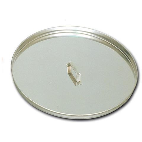 Contenitore Olio In Acciaio Inox Con Galleggiante - 500lt - Ø 725mm - H 1250mm