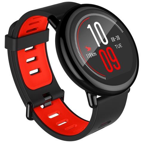 "XIAOMI Smartwatch Amazfit Pace Display 1.34"" 4GB Bluetooth Nero / Rosso"
