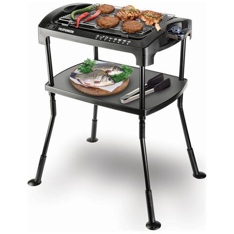 M06474 Barbecue Elettrico 2000 Watt