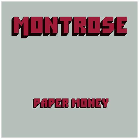 WARNER BROS Montrose - Paper Money (Deluxe Edition) (2 Cd)
