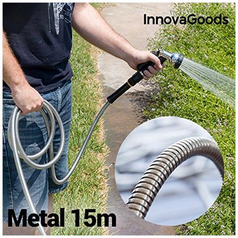 Pompa In Metallo Indistruttibile Innovagoods (15 M)