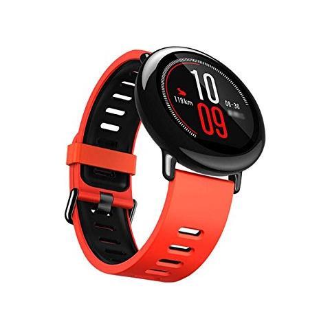 XIAOMI Smartwatch Amazfit Pace Display 1.34'' 4GB Bluetooth Nero / Rosso