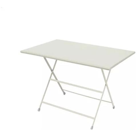 Tavolo Arc En Ciel 110x70 Cm - Bianco