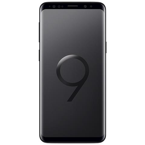 Image of Galaxy S9 Nero Impermeabile Display 5.8'' Quad HD Octa Core Ram 4GB Storage 64GB +Slot MicroSD Wi-Fi / 4G LTE Fotocamera 12MP Android Vodafone - Italia