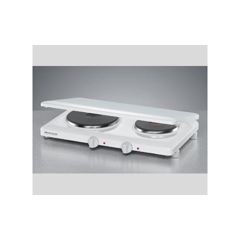 THL 2597 / A Fornello con Piastre Potenza 1500 + 1000 Watt