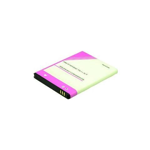 2POWER 2-Power MBI0112A, 2550 mAh, GPS / PDA / Mobile phone, Ioni di litio, 6,8 cm, 5,2 cm, 6 mm