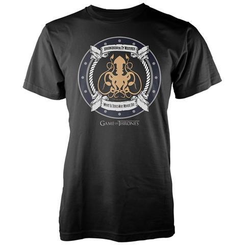 PHM Game Of Thrones - Iron Born (T-Shirt Unisex Tg. S)
