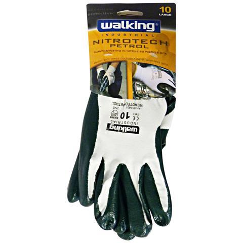 Walking Nitrotech Petrol Taglia 10 Walking 010827 Giardinaggio
