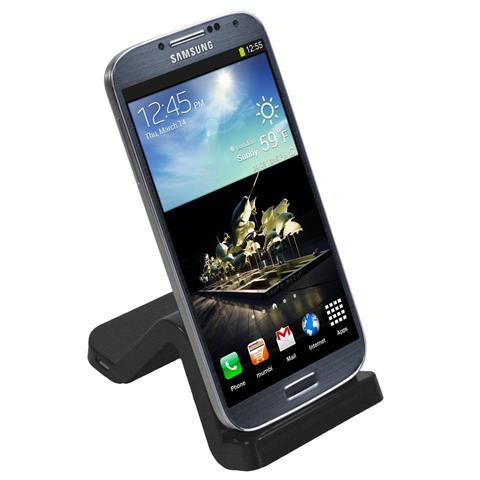 mumbi 86, Micro-USB, MP3 player / Smartphone, Samsung, Galaxy S3 / S4, Nero, USB