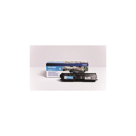 Image of TN-329C Toner Originale Ciano per DCP L8450CDW / HL-L8350CDW Capacità 6000 Pagine