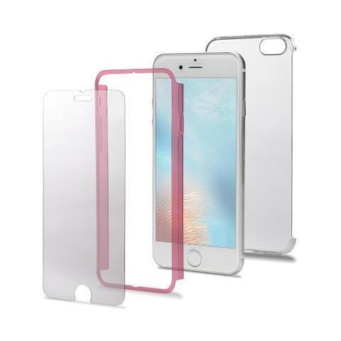 CELLY Custodia TotalBody360 per iPhone 7 - Rosa