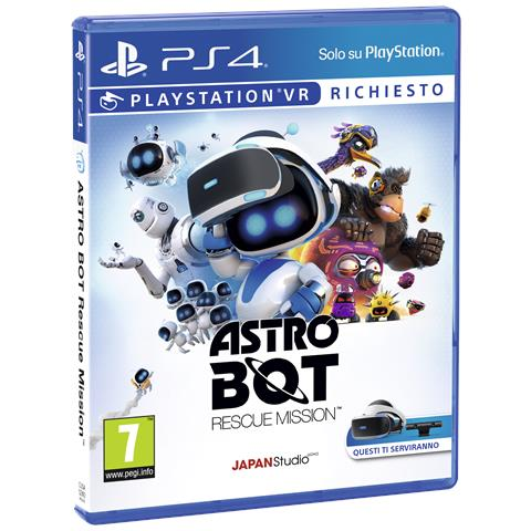 SONY PS4 - Astro Bot (Richiede PS VR)