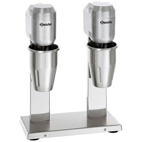135102 Doppio frullatore bar mixer turbo 800 W