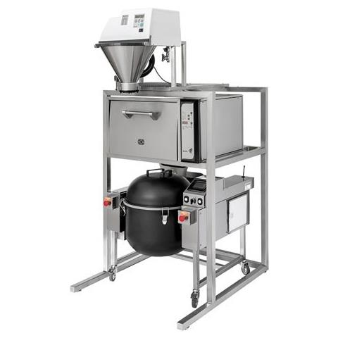Macchina lavariso - forno - mixer mod. Tora