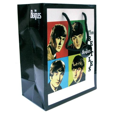 ROCK OFF Beatles Gift Bag: Early Years (small) (borsa)