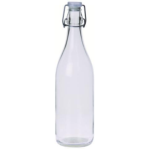 Bottiglia Liscia Trasp. Lt. 1Bottiglia Liscia Trasparente